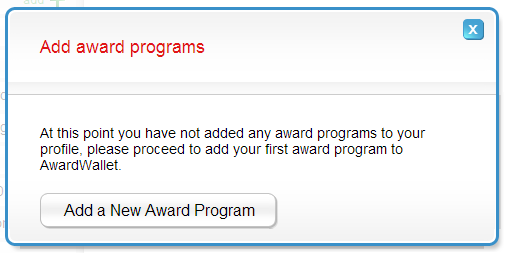 add award program
