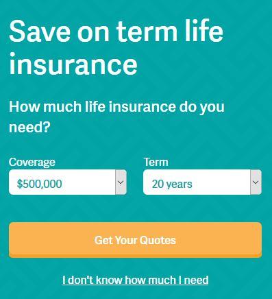 PolicyGenius Life Insurance